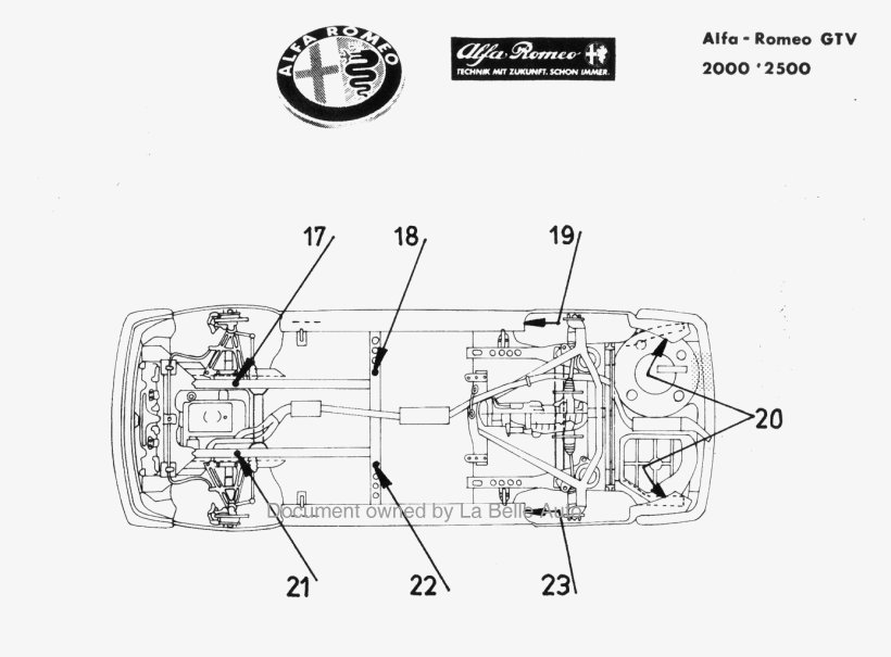Wiring Diagram 1987 Alfa Spider